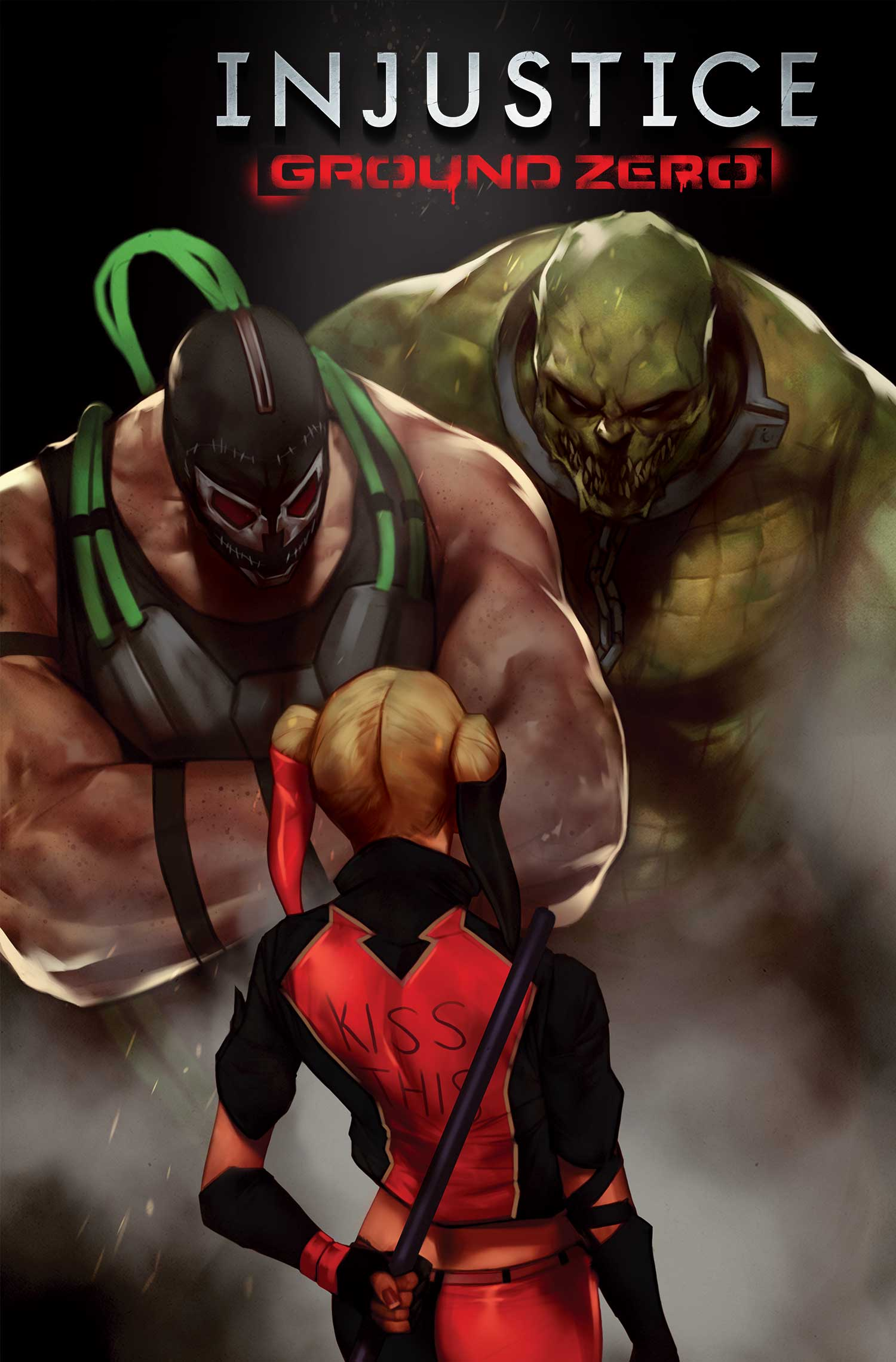 Injustice Ground Zero 4