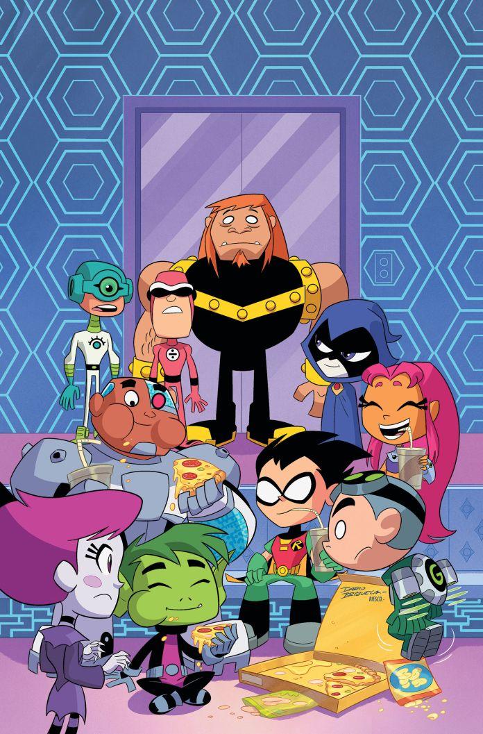 Teen Titans Go Digital-Issue 41 Review  Batman News-7403