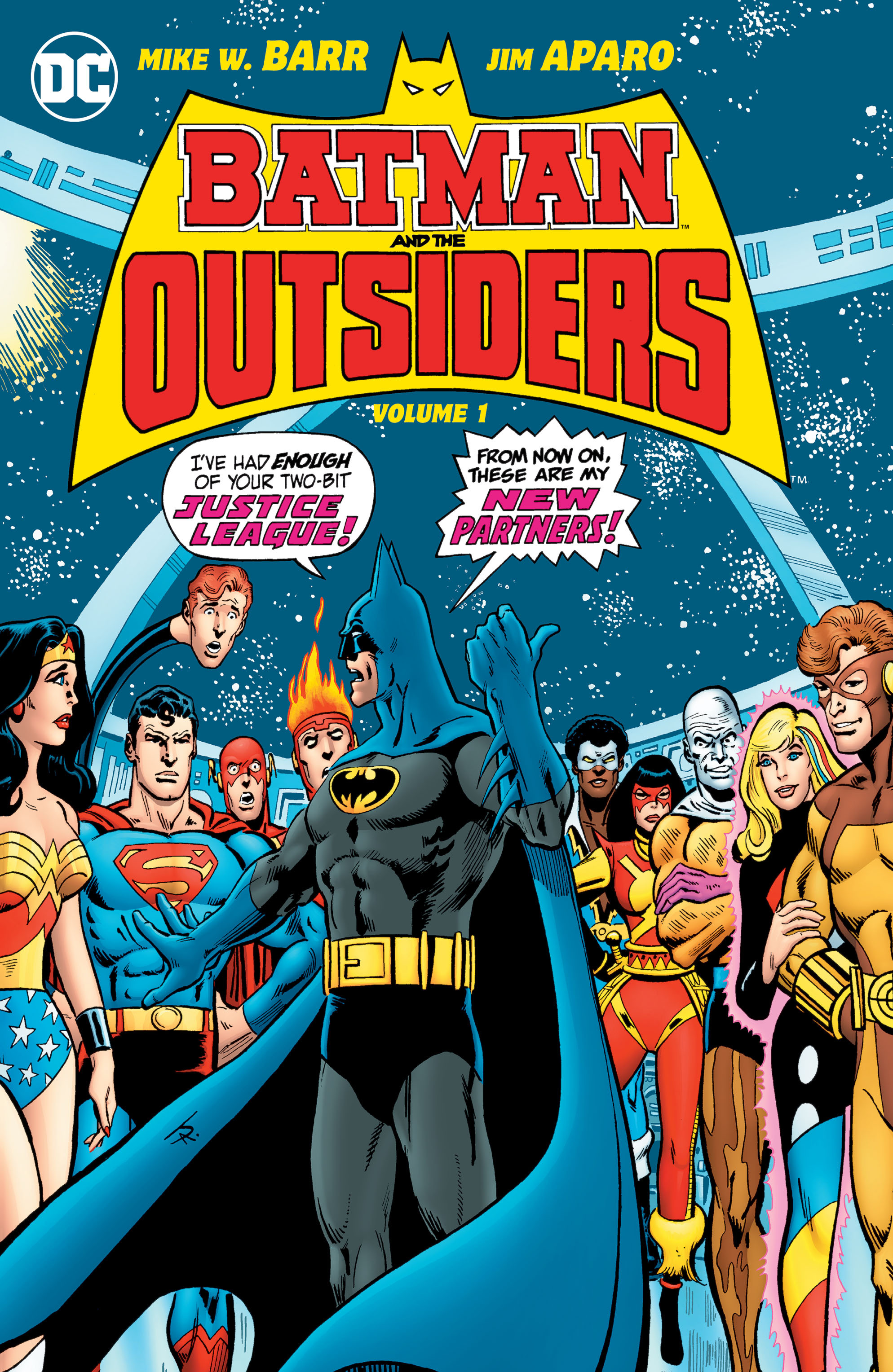 Batman Outsiders Vol 1