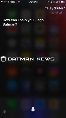 LEGO Batman Movie Siri 4