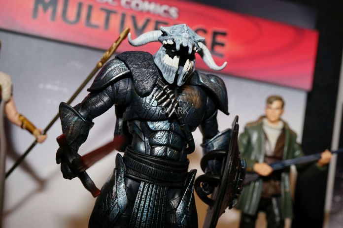 First look at Ares comes via 'Wonder Woman' action figures | Batman News
