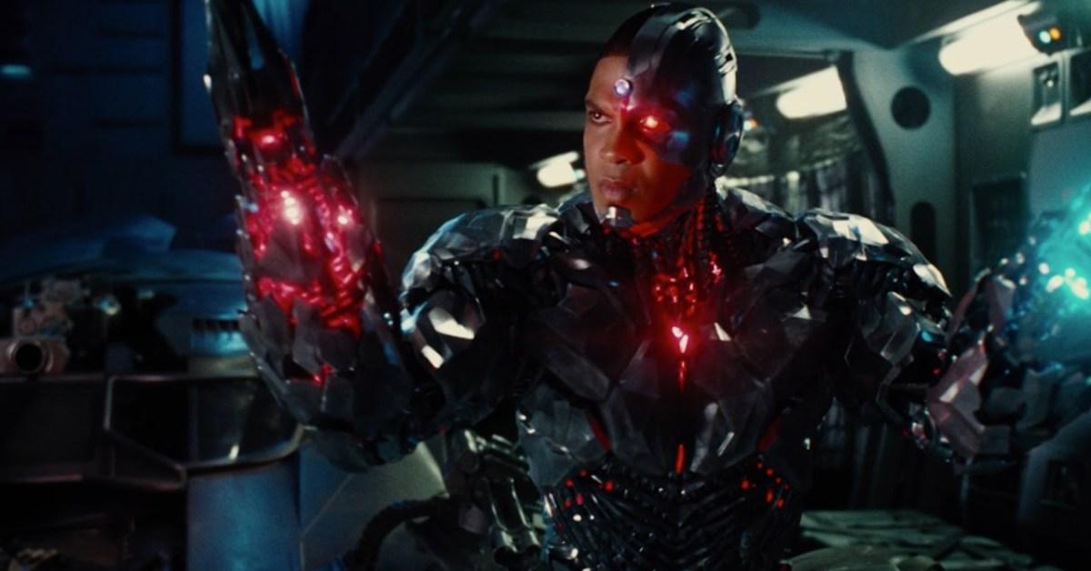 cyborg gets his own  u0026 39 justice league u0026 39  trailer teaser video