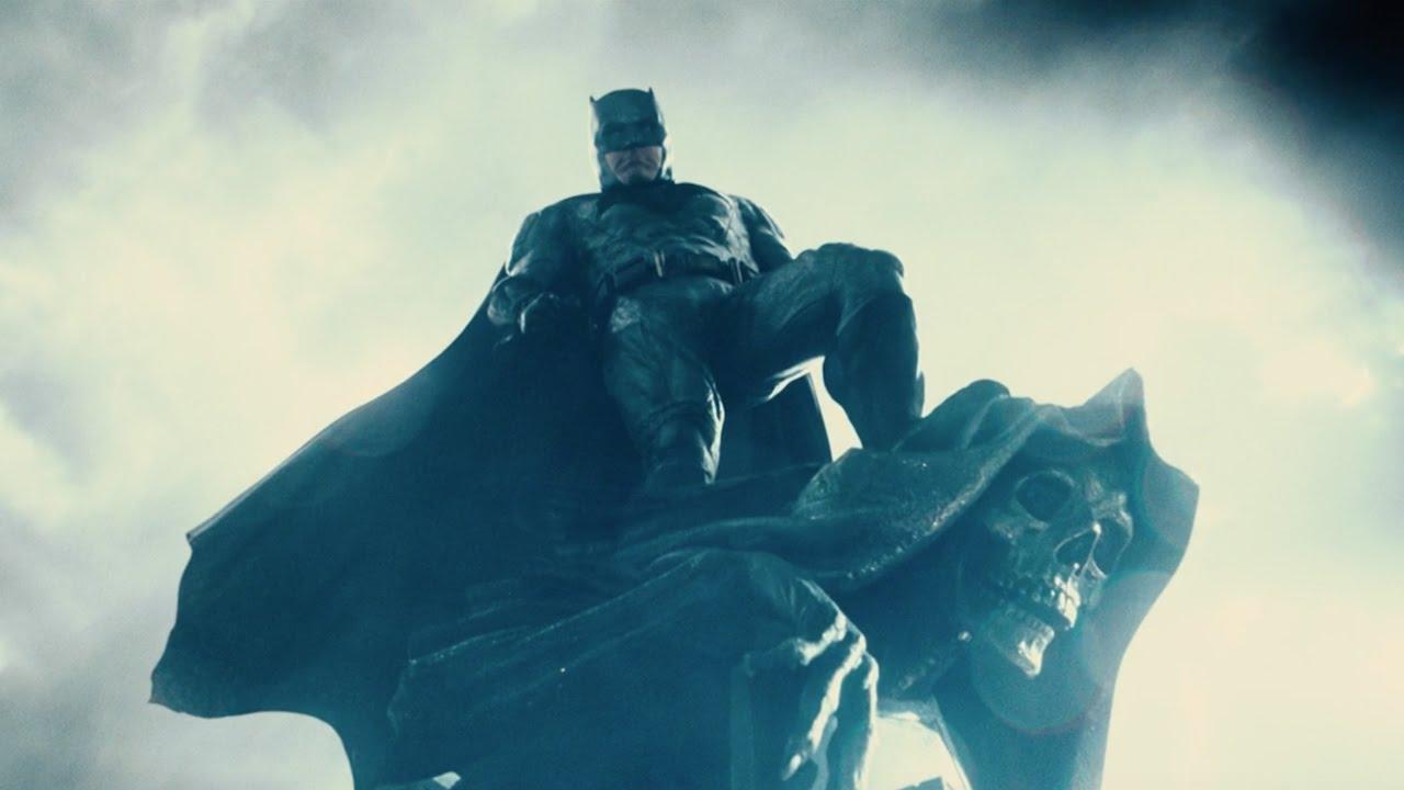 Justice League Batman Teaser