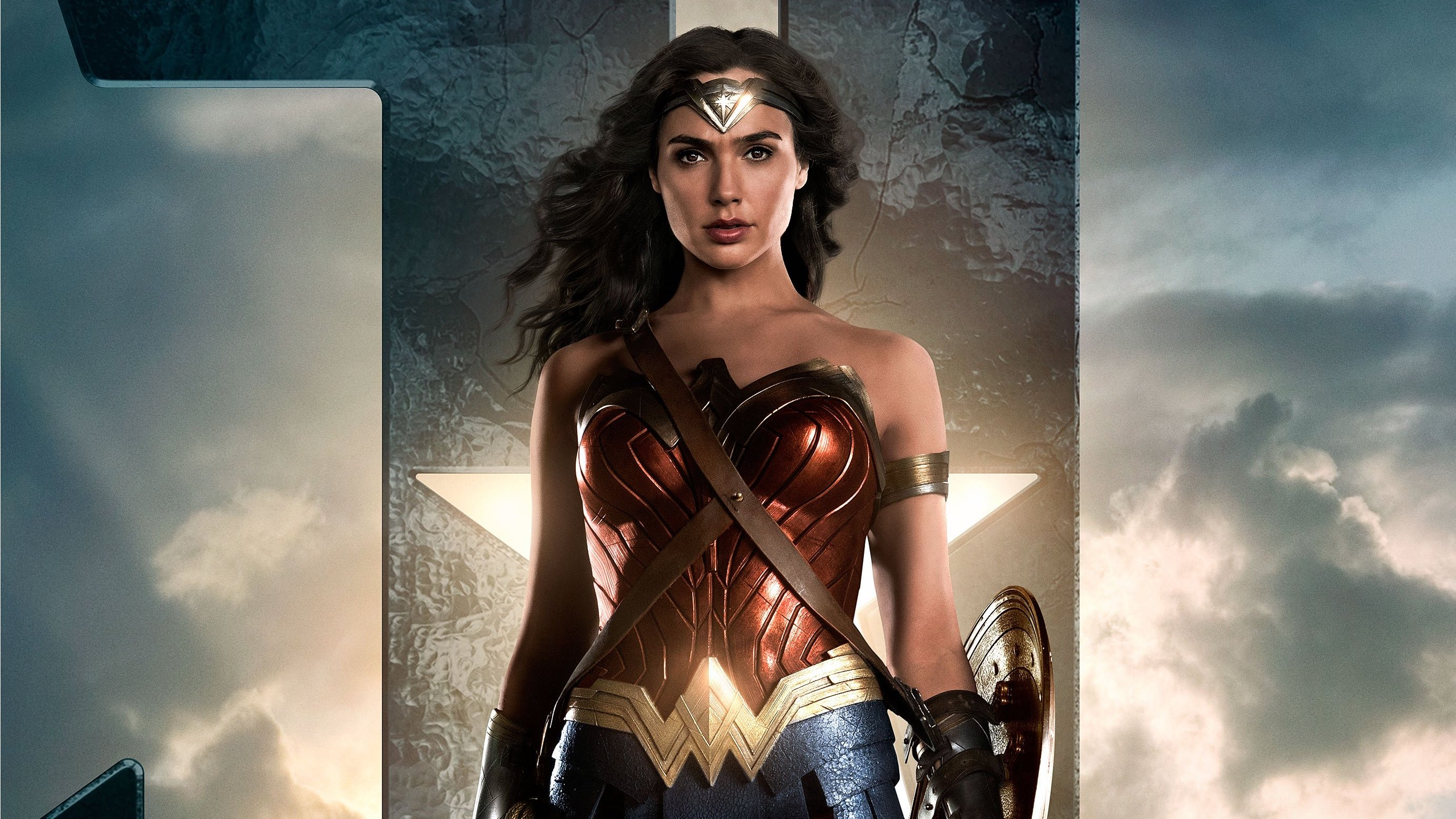 Wonder Woman gets her own 'Justice League' teaser video and poster | Batman  News
