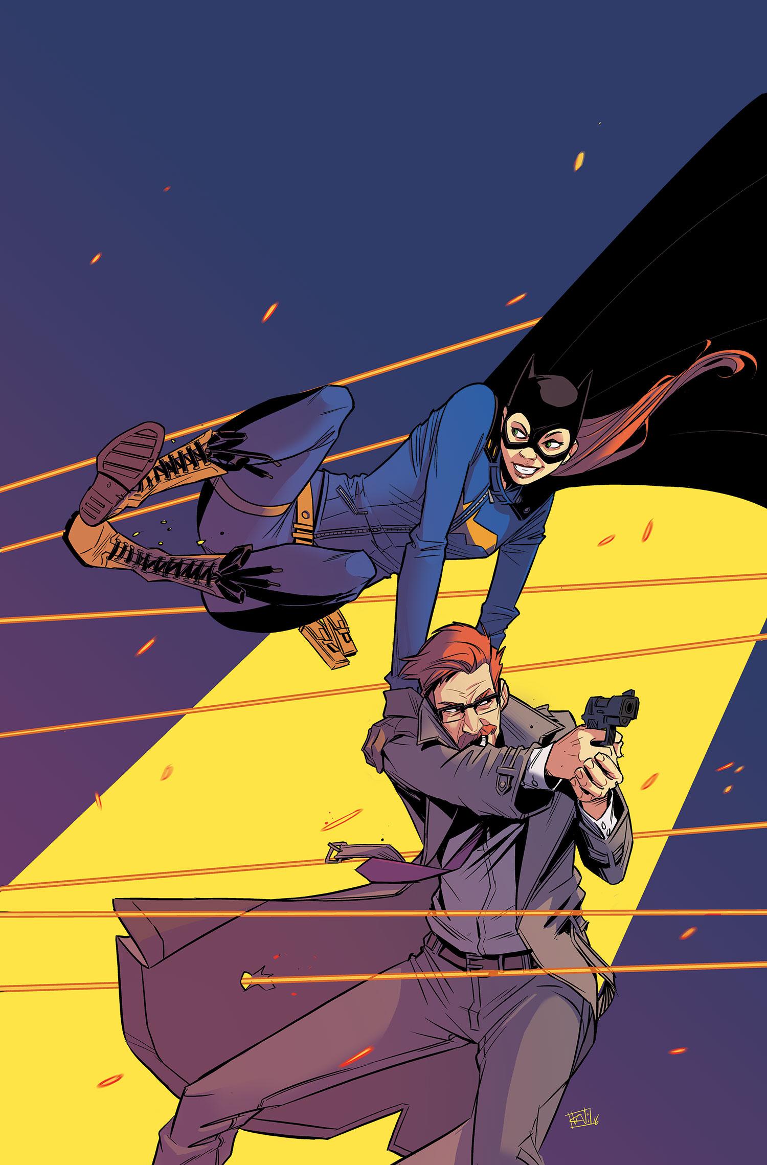 Batgirl 10