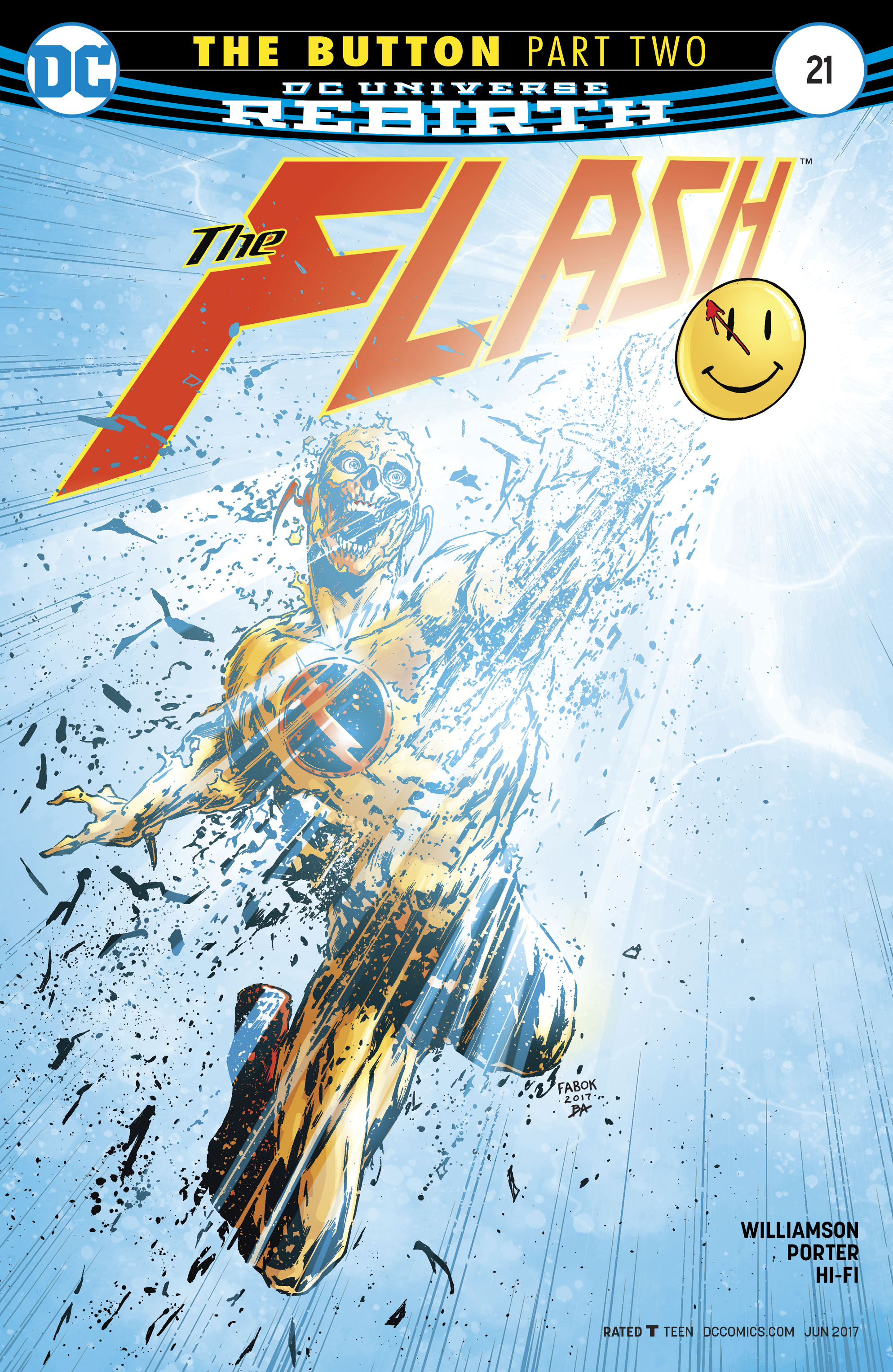 The Flash 21