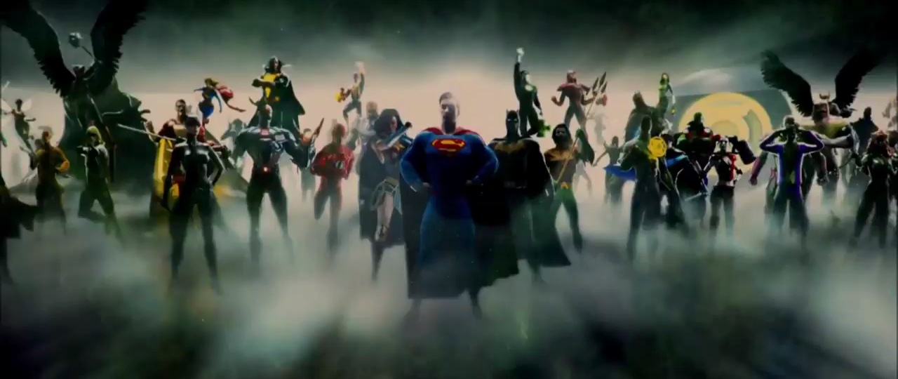 DC Comics Intro Wonder Woman