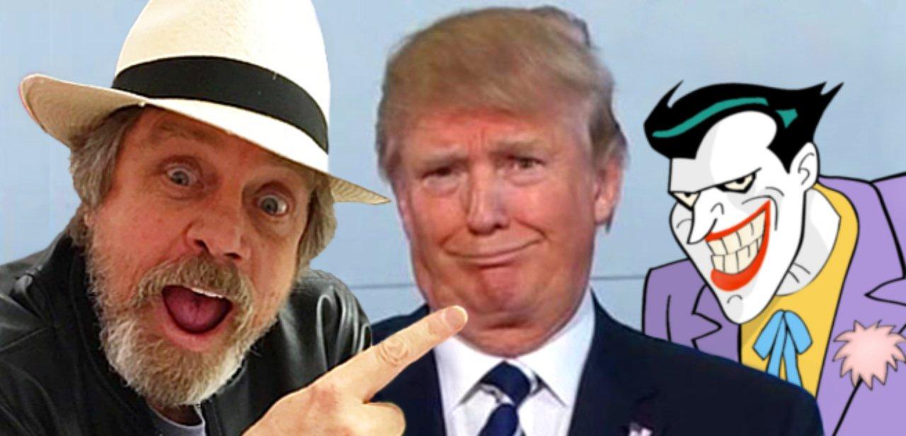 Hamill Trump Joker Morning Joe