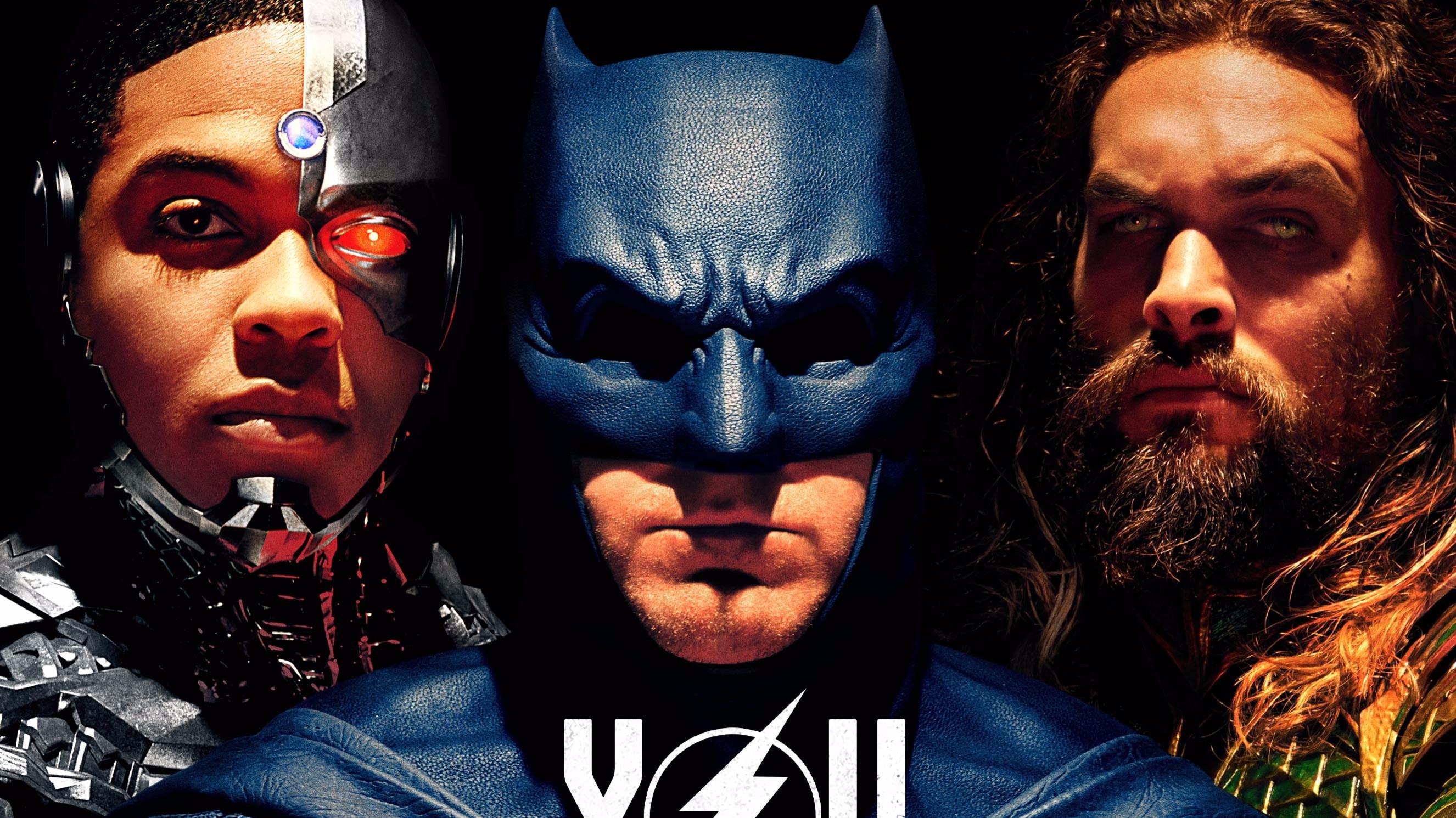 Justice League Comic-Con poster F