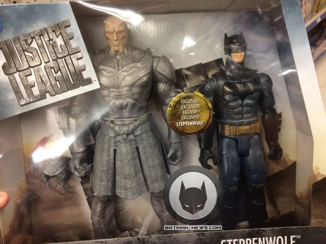 Steppenwolf Justice League Action Figure 1