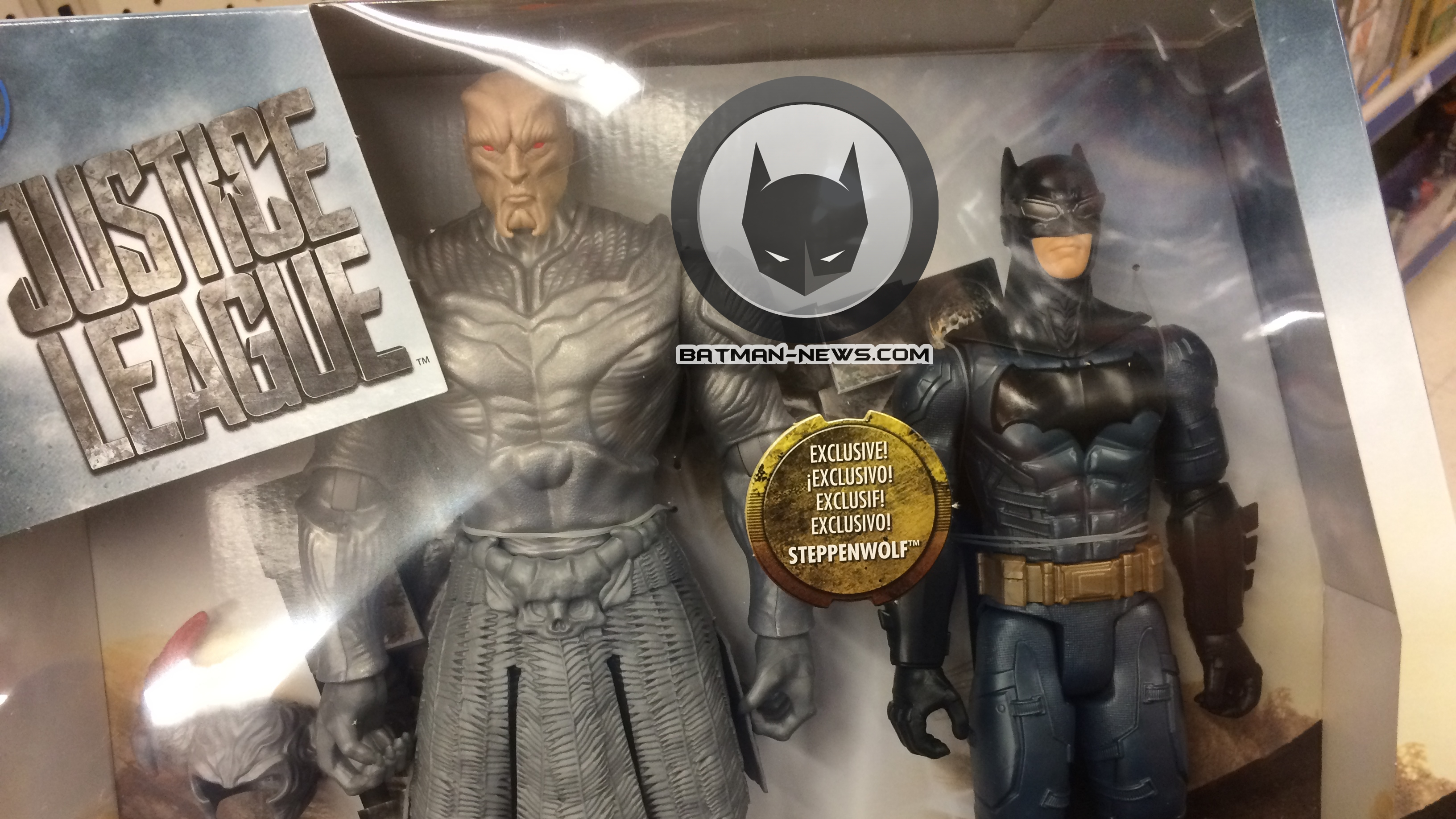 Exclusive Justice League Toy Gives Great Look At Villain Steppenwolf Batman News