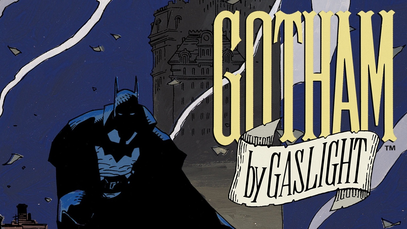 Image result for batman gotham by gaslight