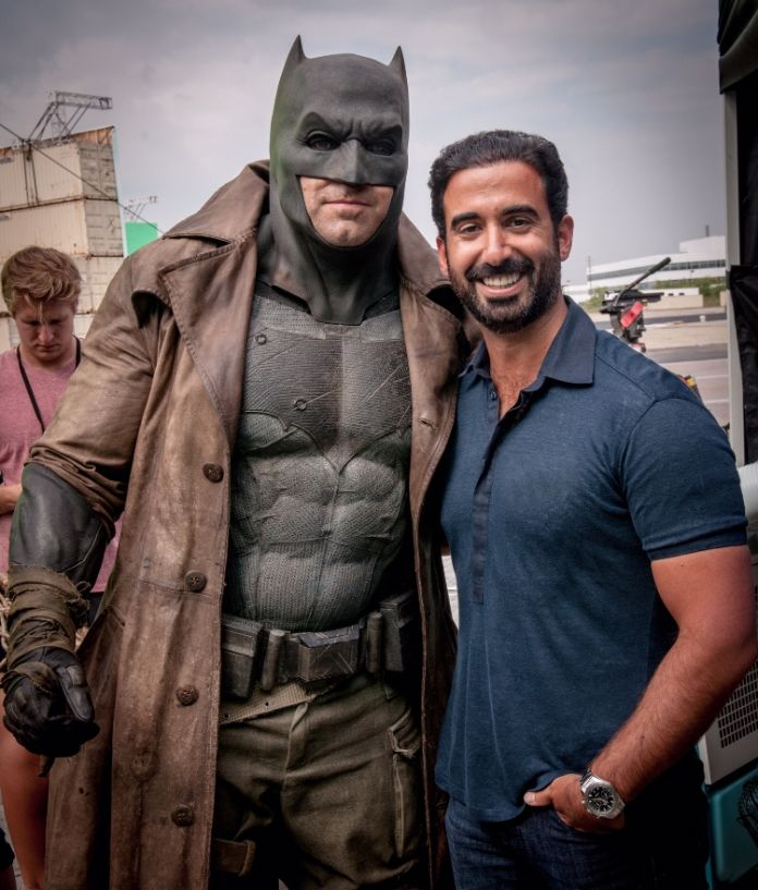 Jason Momoa Zack Snyder Changed Aquaman Look: Zack Snyder Shares New Look At Knightmare Batman From