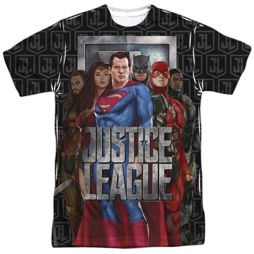 Official u0026#39;Justice Leagueu0026#39; merchandise reveals new promo art - Batman News