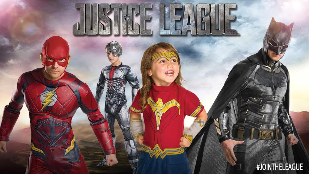 The official Justice League Join The League website revealed the first look at the movieu0027s Halloween costumes today and theyu0027ve include female versions of ...  sc 1 st  Batman-News.com & Official u0027Justice Leagueu0027 Halloween costumes include female versions ...