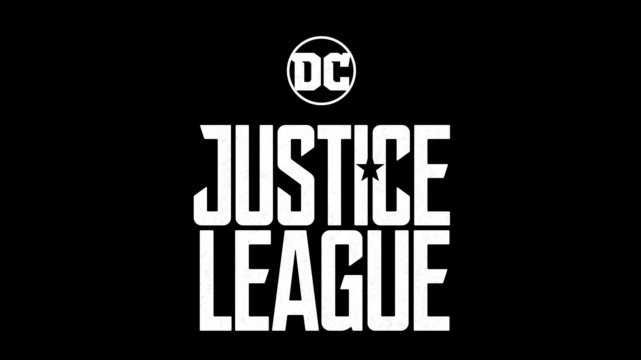 Justice League DC logo