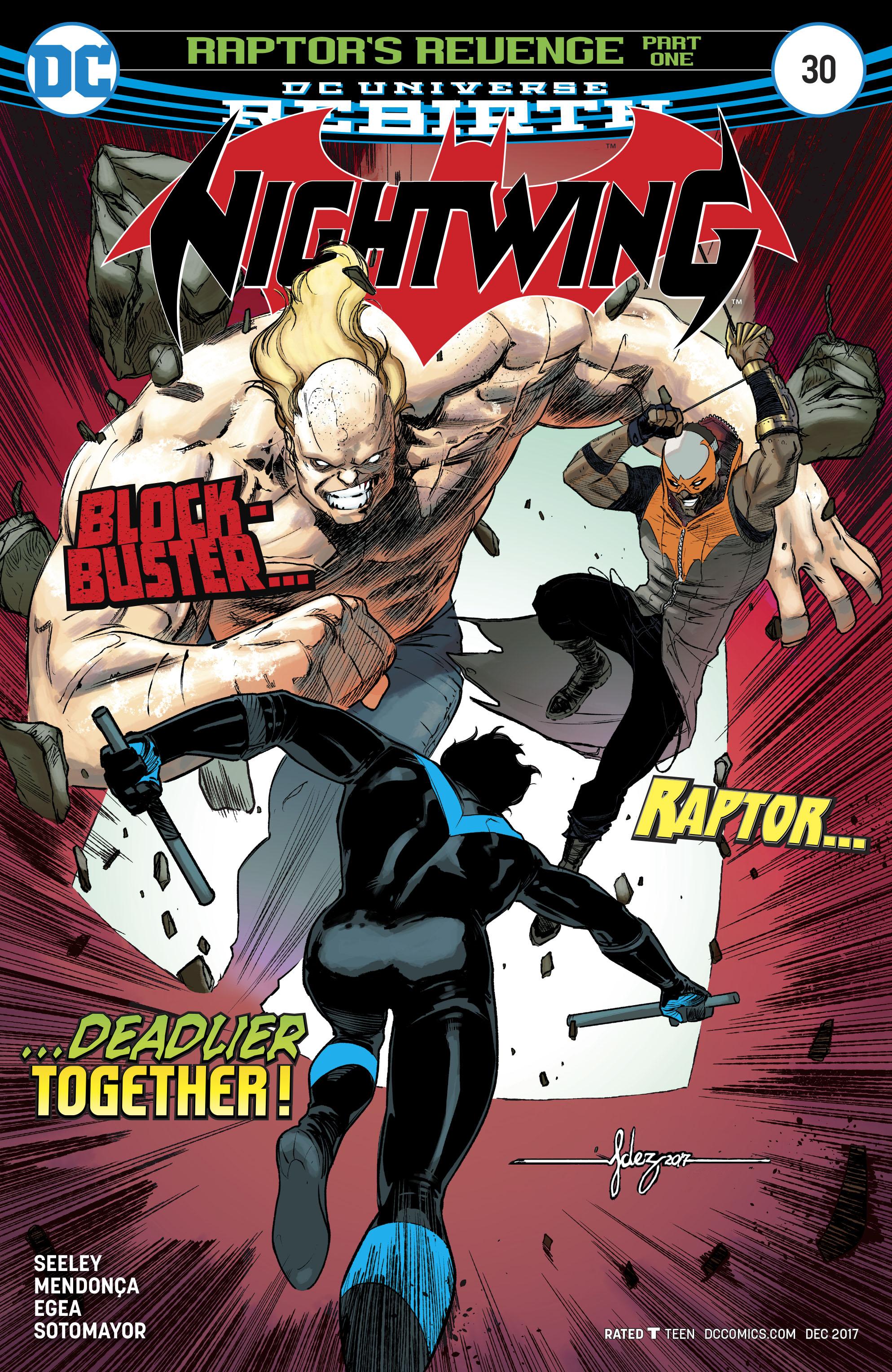 Nightwing 30