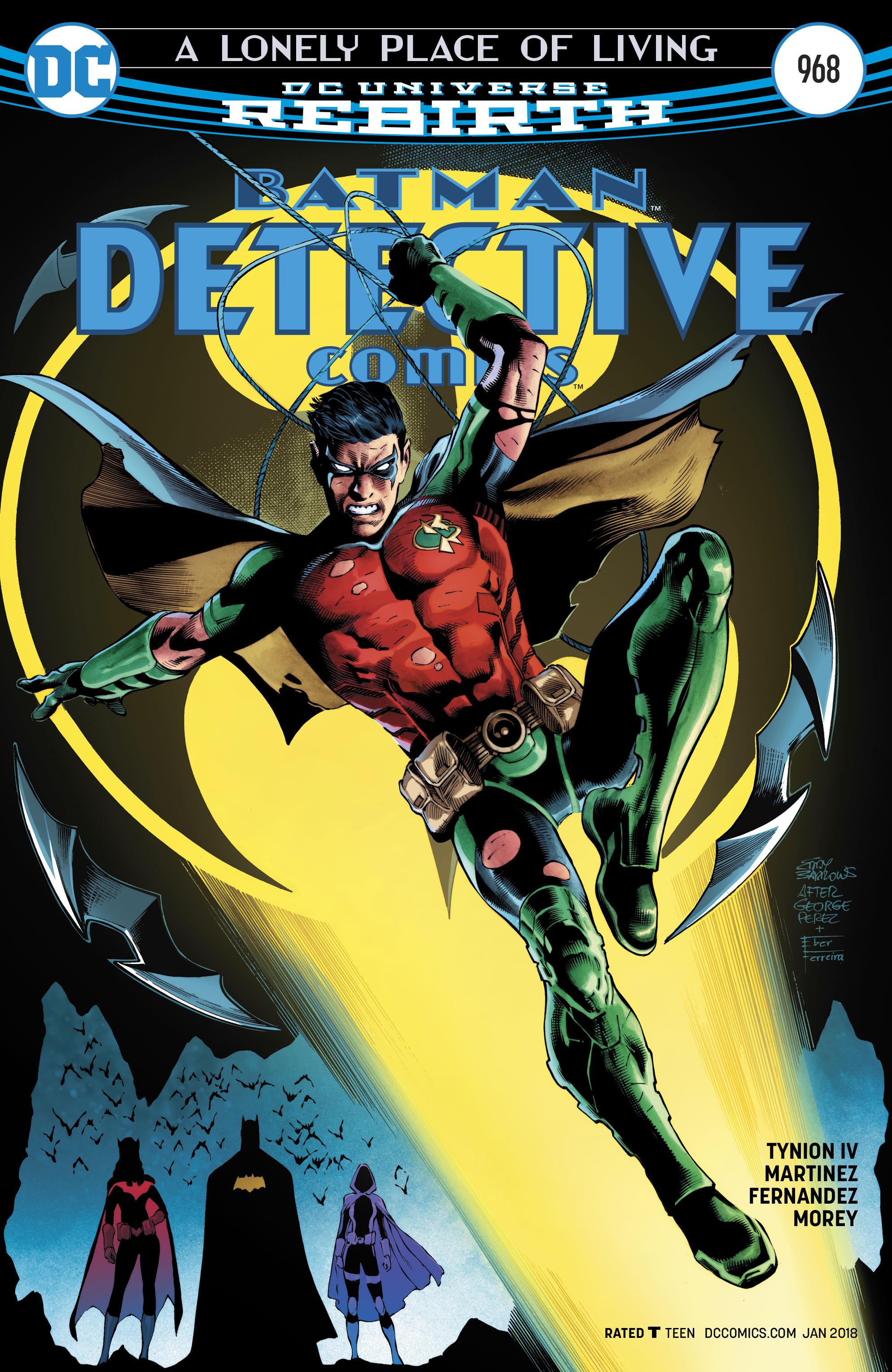 Detective Comics 968