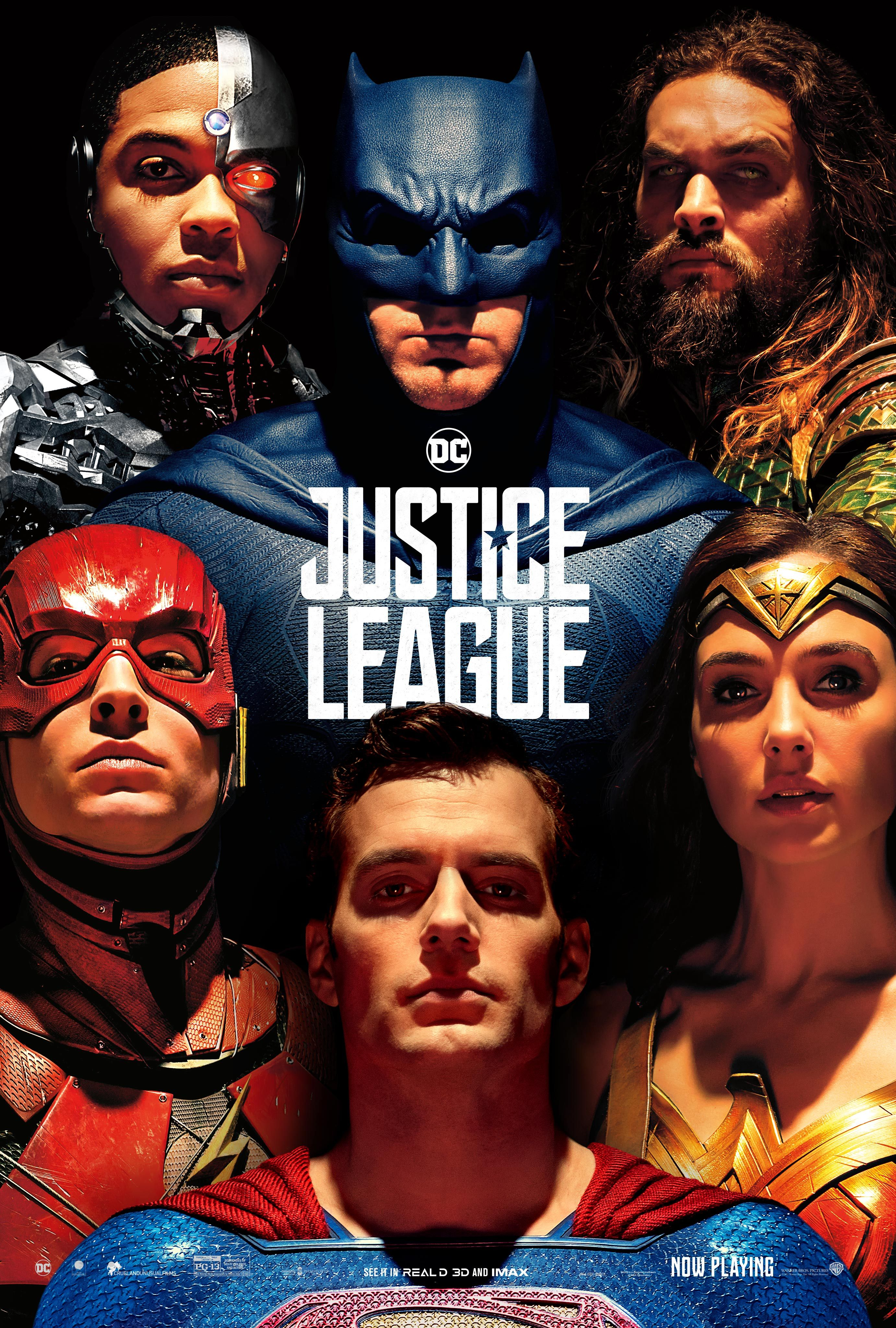 Superman finally gets included in a 'Justice League