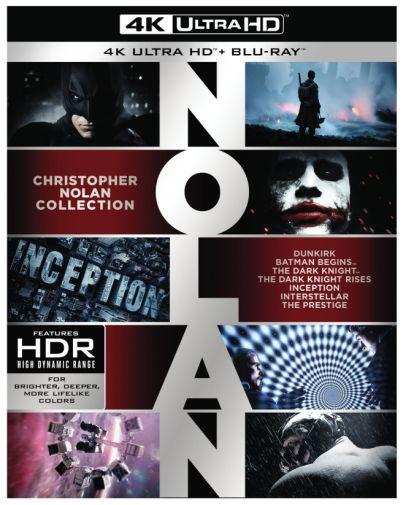 Nolan 4K Box Art