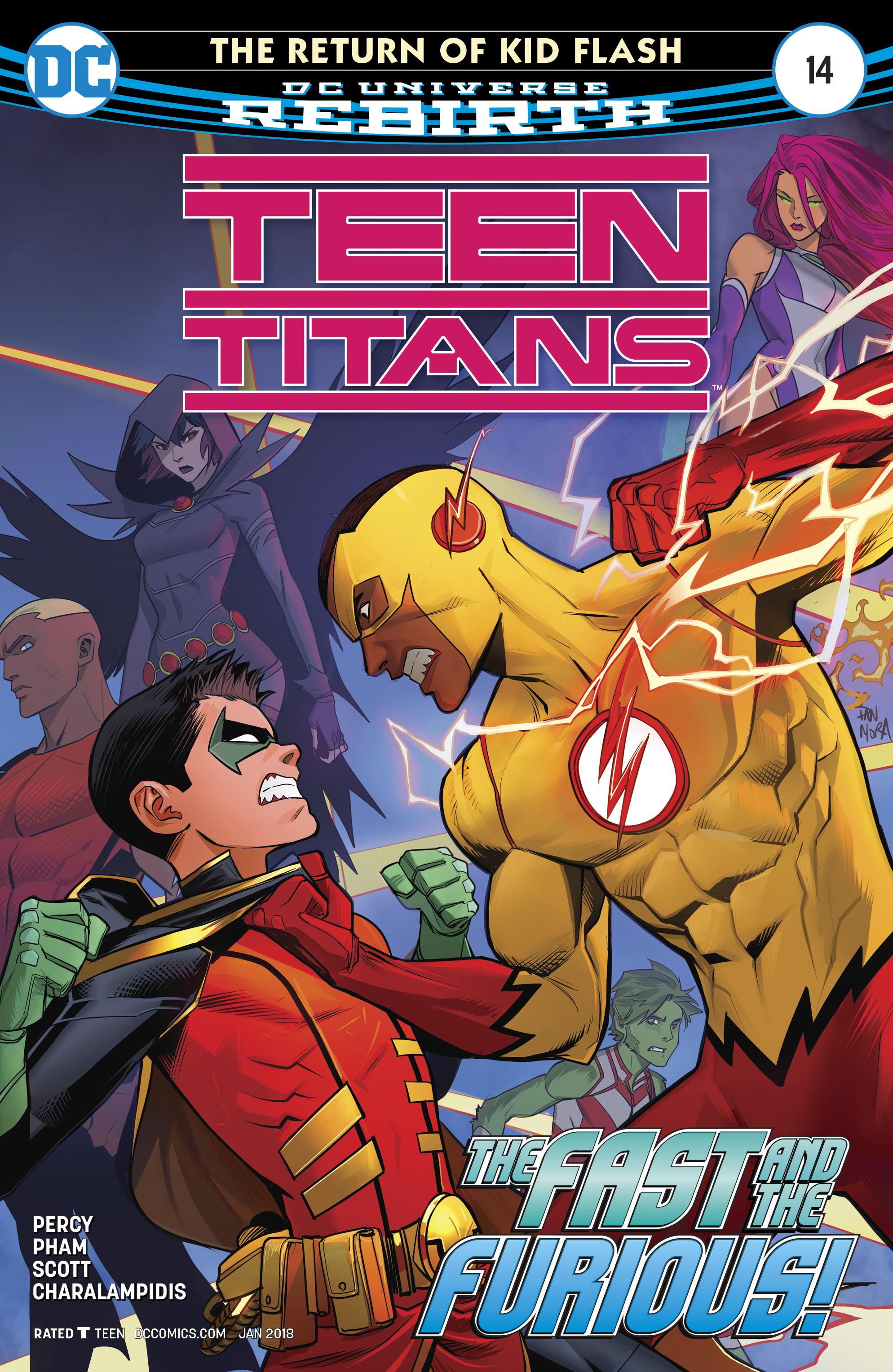 Teen Titans 14