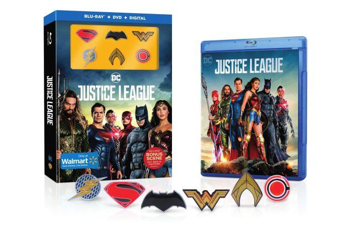 Justice League' Blu-ray includes a bonus scene that wasn't