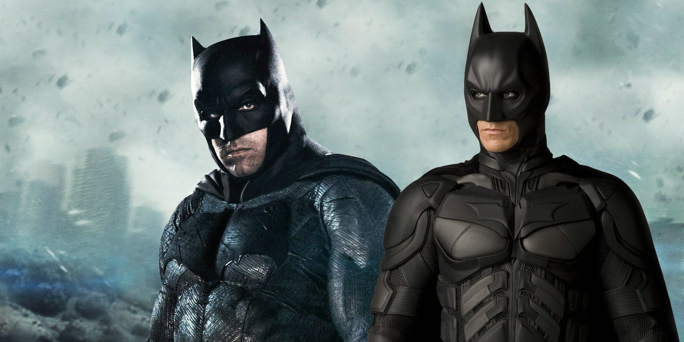 Christian Bale isn't in a hurry to see Ben Affleck's 'Batman' movies