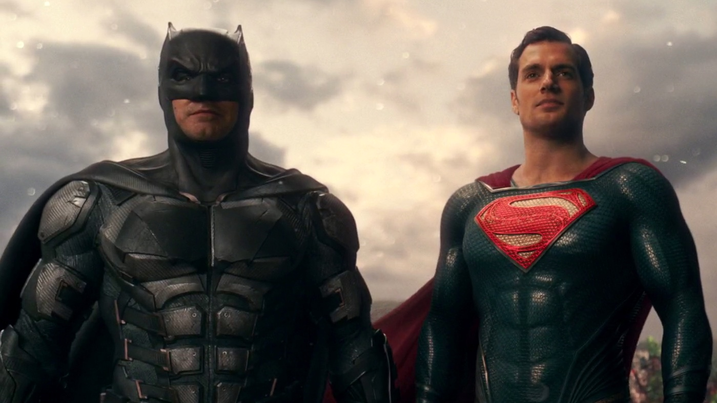 """'Justice League' video highlights the """"bromance"""" between ..."""
