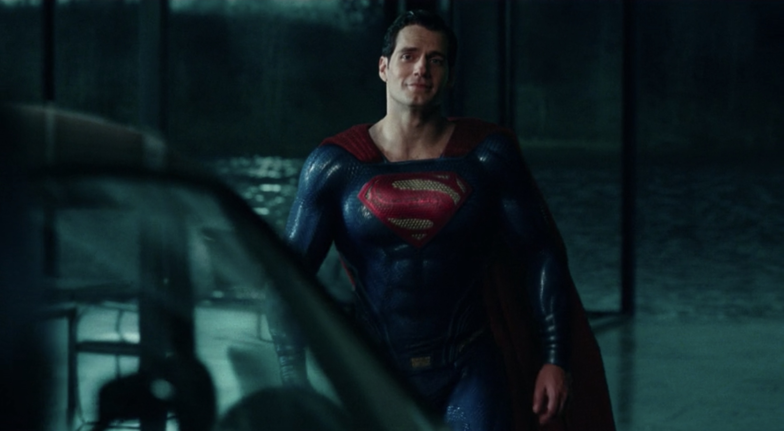 Superman Deleted Scene Justice League