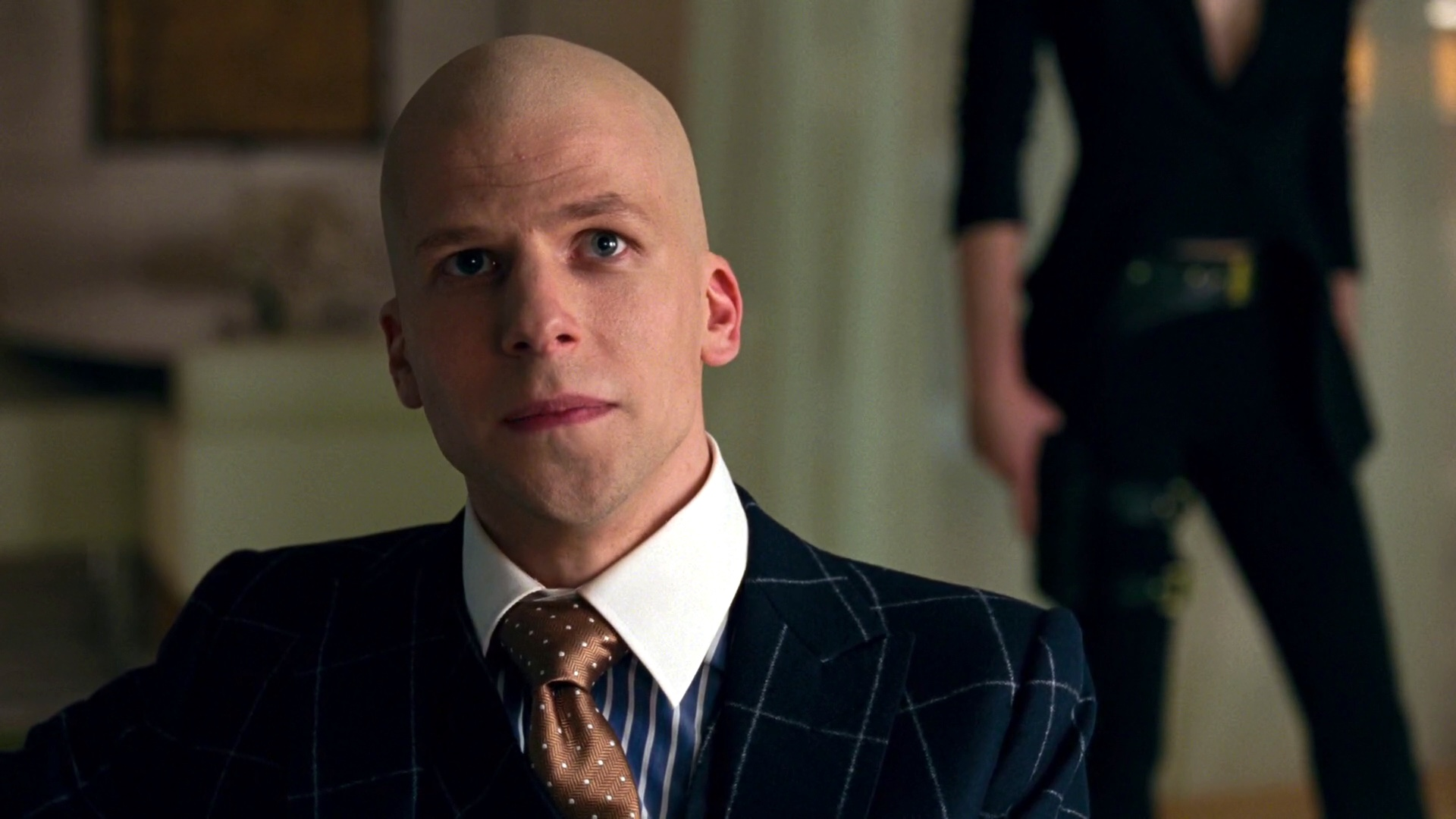 Jesse Eisenberg says no Lex Luthor scenes were cut from 'Justice League'