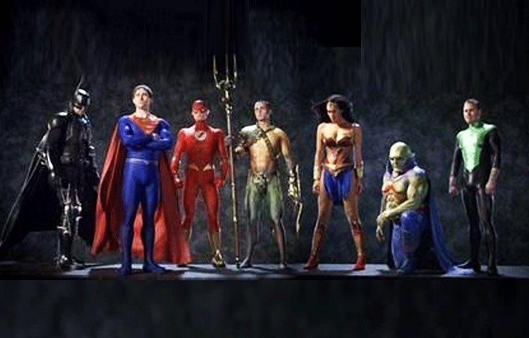 Justice League Mortal Costumes Photo