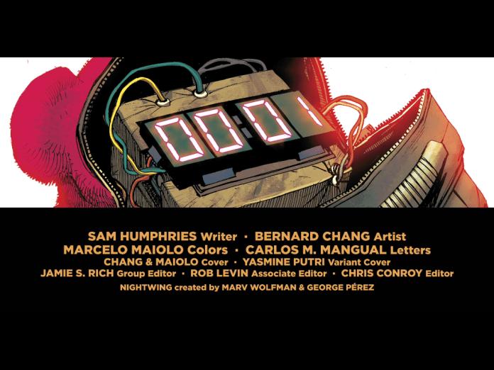 Nightwing #40 review | Batman News
