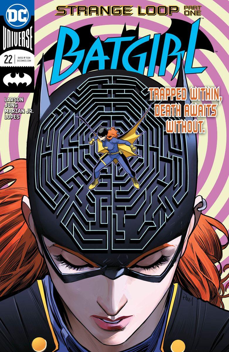 Batgirl #22 review   Batman News