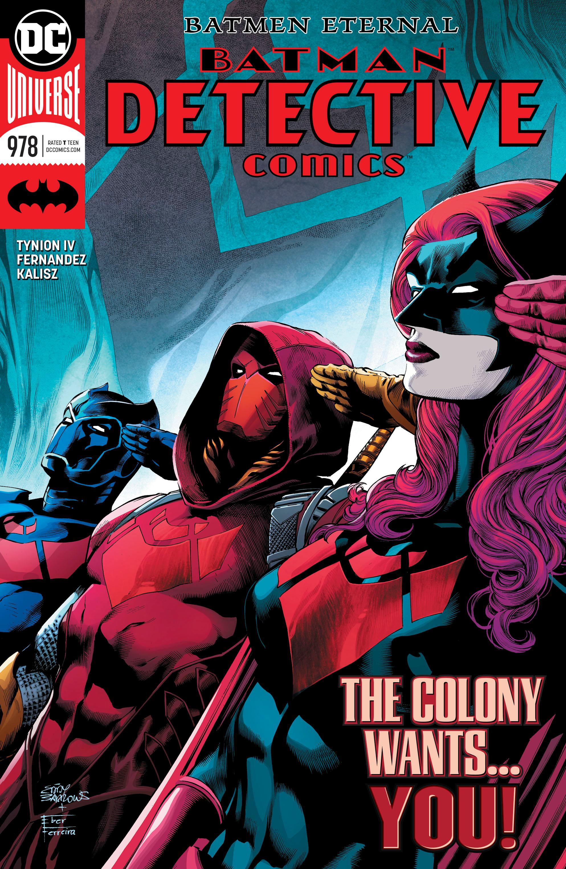 Detective Comics 978