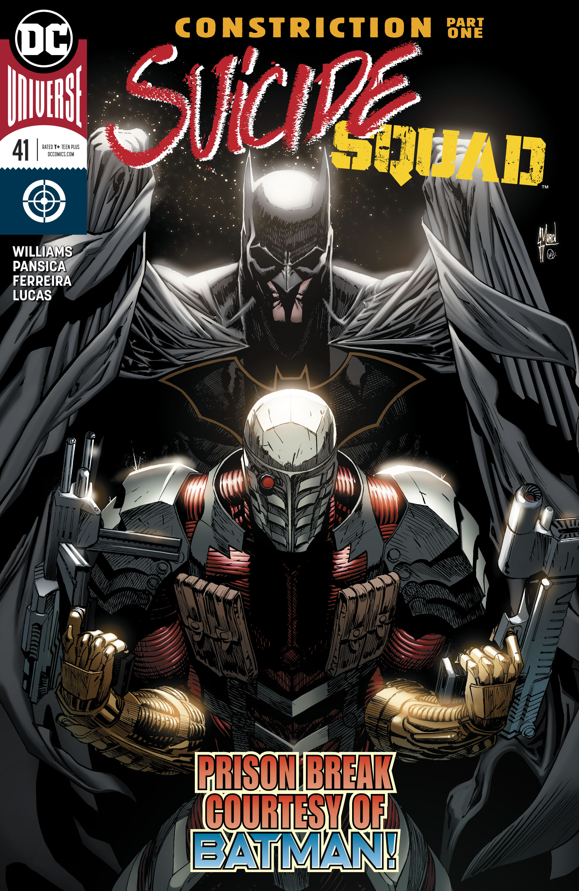 Suicide Squad #41 review | Batman News