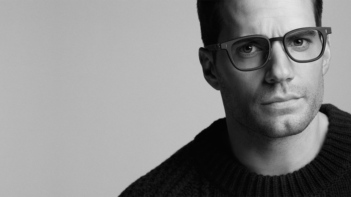 Henry Cavill is the new face of BOSS Eyewear, and Clark Kent's never looked so good