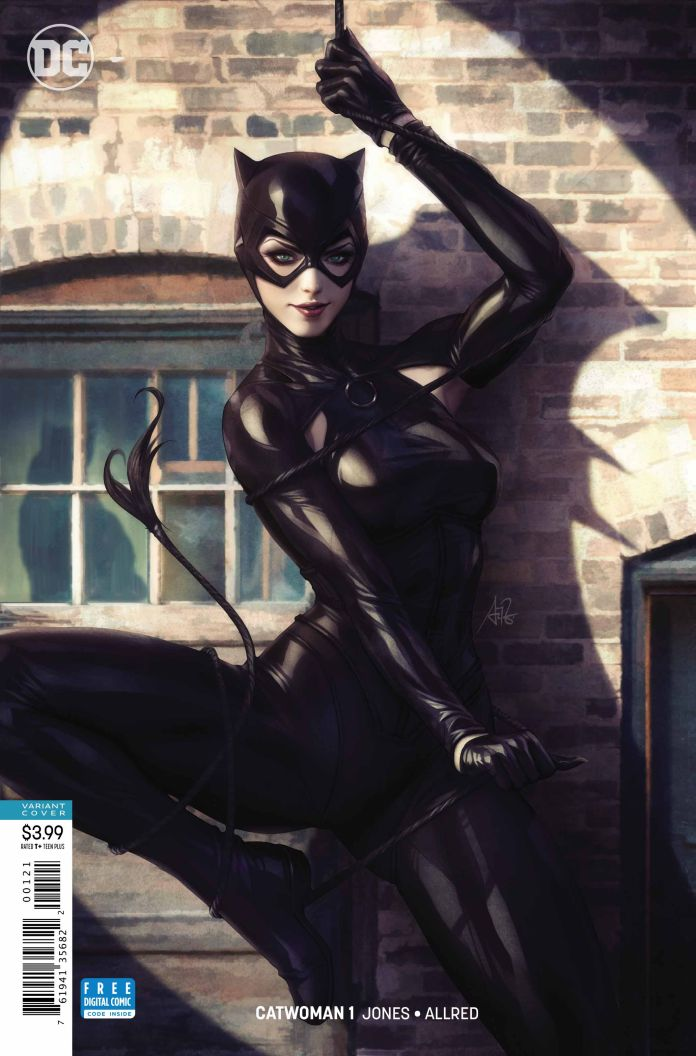 Catwoman 1 Review  Batman News-2659