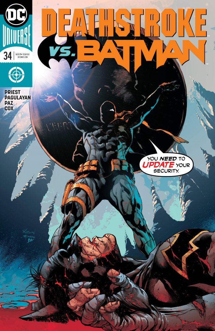 Upcoming Comics: August 1, 2018 | Batman News
