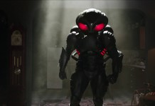 'Aquaman' LEGO set reveals Black Manta's submarine