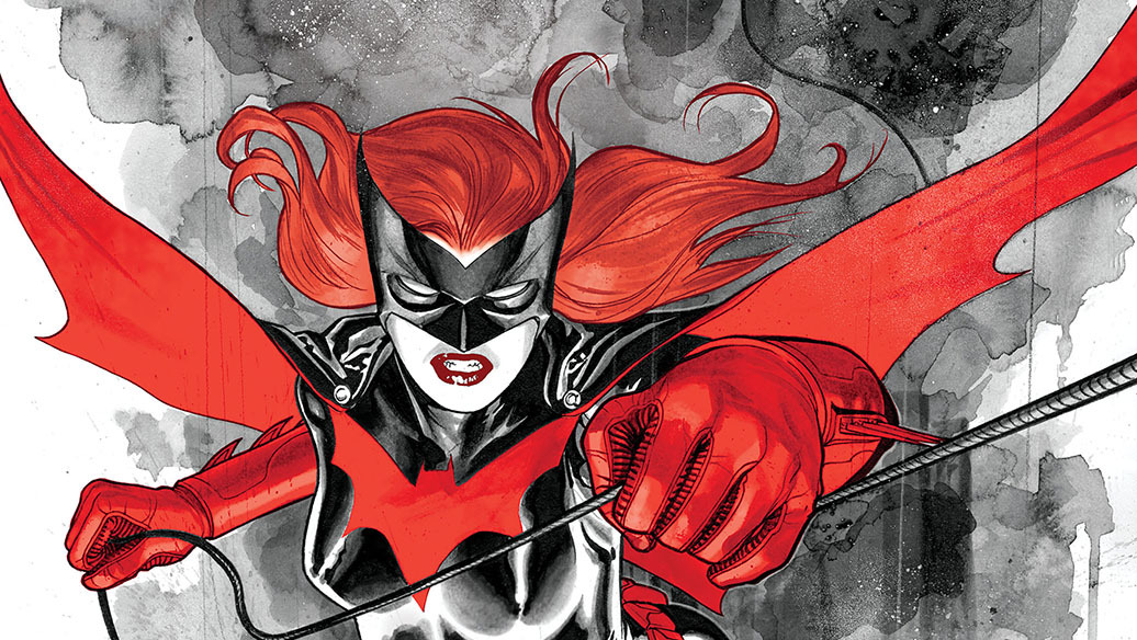 Batwoman Adds One Of The Birds Of Prey