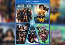All 5 DCEU movies available in new Blu-ray box set