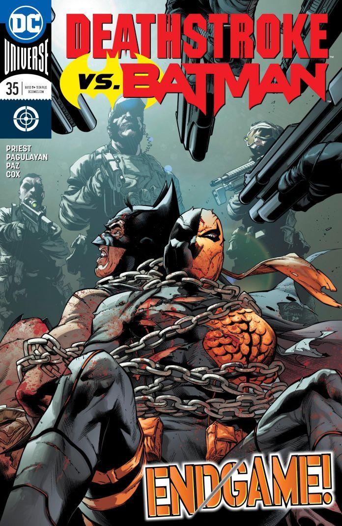 Deathstroke #35 review | Batman News