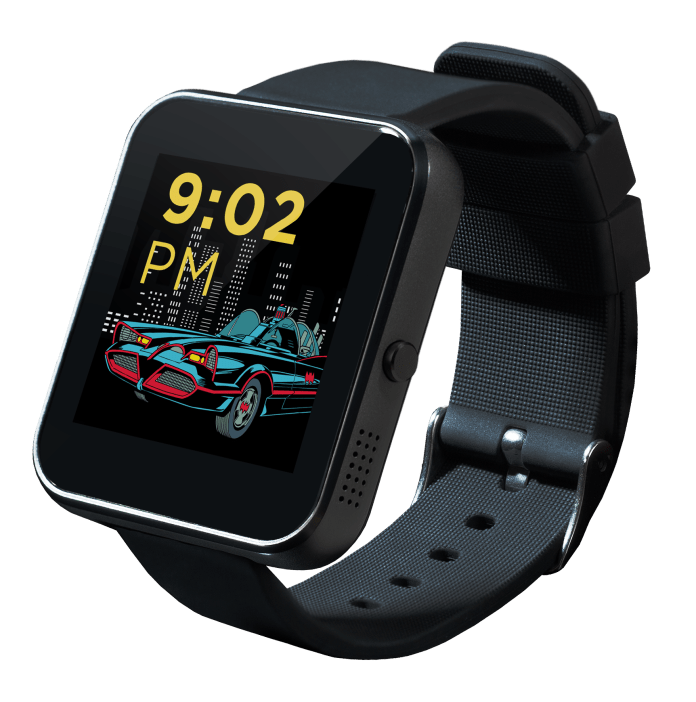 One61 Studio Batman Smartwatch review | Batman News