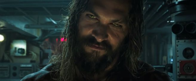 Aquaman Wave TV Spot