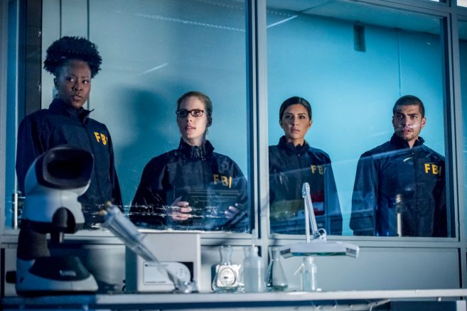 Arrow - Season 7 - Ep 03 - 01