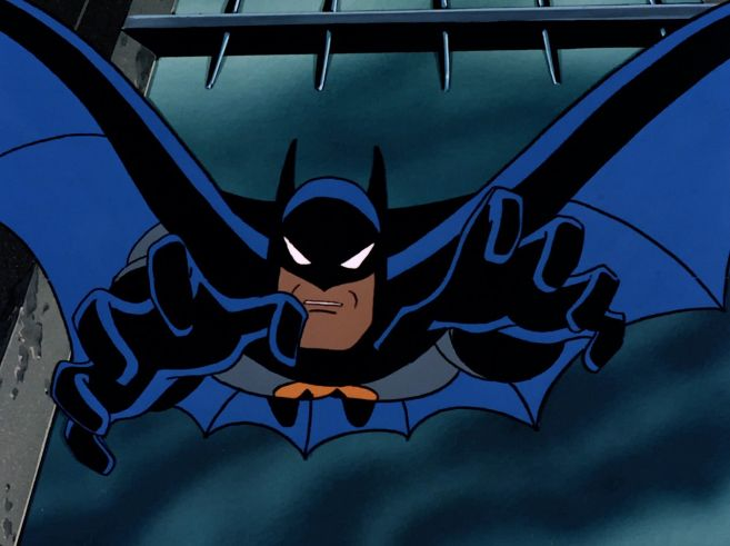 Batman The Animated Series Remaster - Perchance to Dream - 01