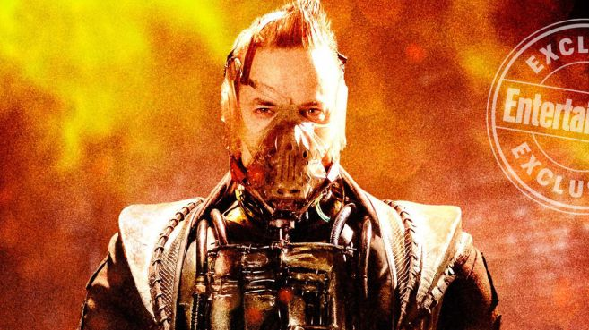Gotham - Bane - Entertainment Weekly - Featured
