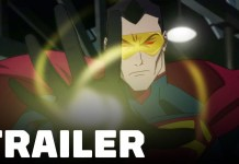 First 'Reign of the Supermen' trailer shows a world without Superman
