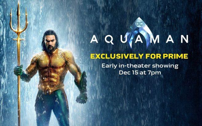 Aquaman - Amazon Prime Screenings - 01