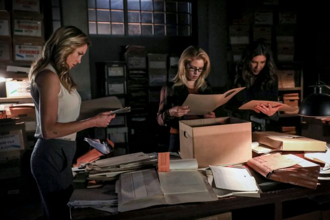 Arrow - Season 7 - Ep 05 - 08